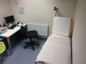 MQI Nursing Rooms